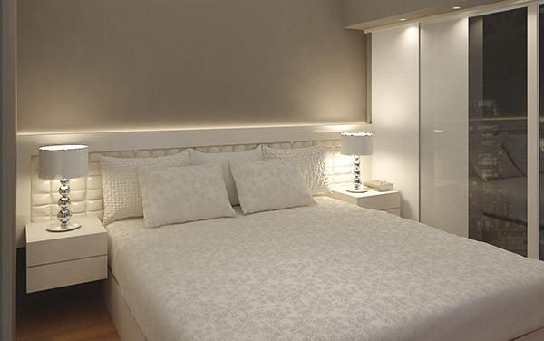 Decoraci n de dormitorios matrimoniales zona norte y - Diseno de interiores dormitorios pequenos ...