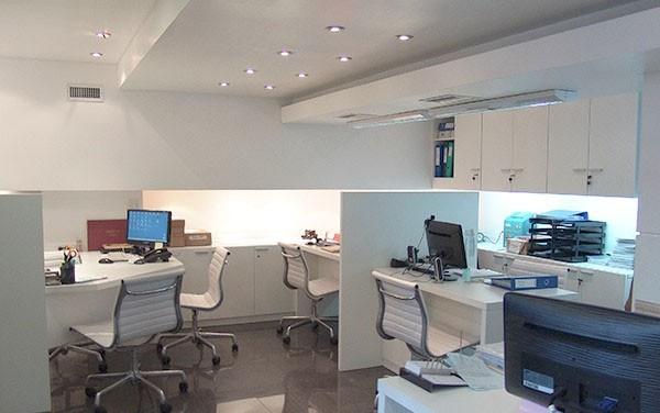 Decoracion De Oficinas Modernas Dise O Interior En Zona