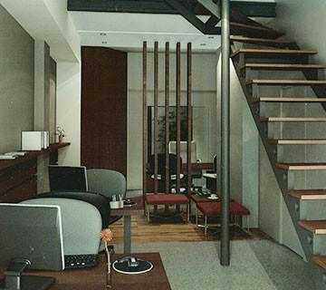 Decoracion de oficinas modernas redise o y refacci n de for Muebles de oficina zona oeste
