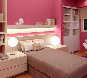 Decorado de interiores de casas en zona oeste y zona norte for Casa minimalista zona oeste