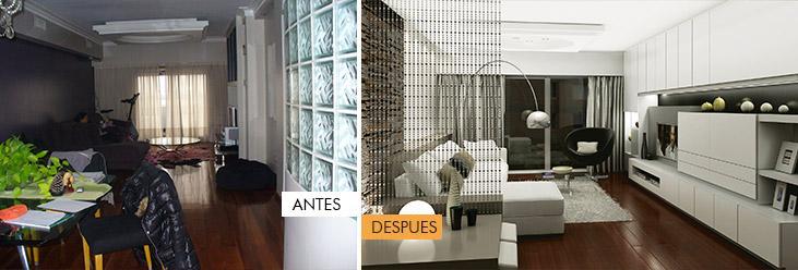 Remodelaci n de casas decoracion de interiores de casas for Decoracion de interiores zona sur
