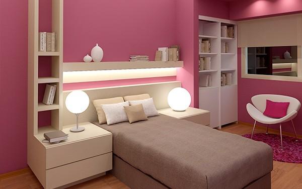 Decoraci n de habitaciones juveniles en zona norte y zona for Muebles juveniles zona oeste